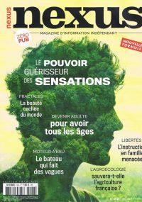 Magazine Nexus ITW Christophe Yann Janvier 2017